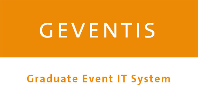 Geventis - course booking system